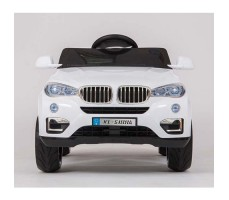 фото электромобиля Barty BMW X5 VIP White спереди