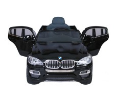 фото электромобиля Barty BMW X6 JJ258 Black спереди