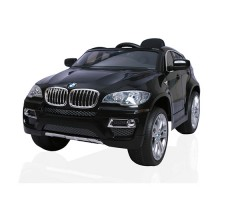 Электромобиль Barty BMW X6 JJ258 Black