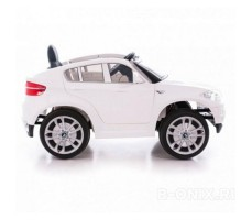 фото электромобиля Barty BMW X6 JJ258 White сбоку