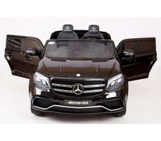 фото Электромобиль BARTY Mercedes-Benz AMG GLS63 Black 4х4