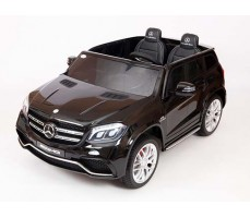 Электромобиль BARTY Mercedes-Benz AMG GLS63 Black 4х4