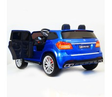 фото Электромобиль BARTY Mercedes-Benz AMG GLS63 Blue 4х4