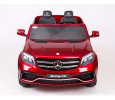 фото Электромобиль BARTY Mercedes-Benz AMG GLS63 Red 4х4