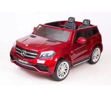 Электромобиль BARTY Mercedes-Benz AMG GLS63 Red 4х4