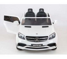фото Электромобиль BARTY Mercedes-Benz AMG GLS63 White 4х4