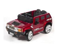 Электромобиль Barty Hummer М333МР Red