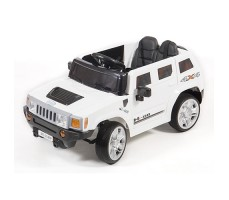 Электромобиль Barty Hummer М333МР White