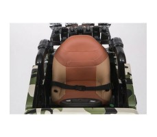 фото сидения электромобиля Barty Jeep Wrangler Khaki