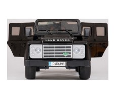 фото электромобиля Barty Land Rover Defender Black спереди