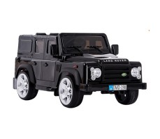 Электромобиль Barty Land Rover Defender Black
