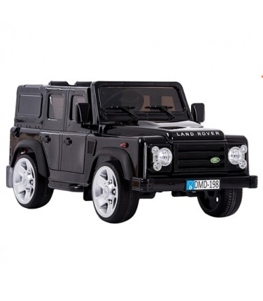 Электромобиль Barty Land Rover Defender Black | Купить, цена, отзывы