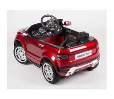 фото электромобиля Barty Land Rover M007MP VIP Red сзади