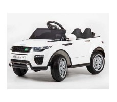 Электромобиль Barty Land Rover M007MP VIP White