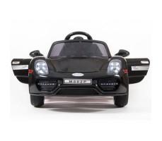 фото электромобиля Barty М002Р Porsche 918 Spyder Black спереди