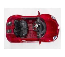 фото электромобиля Barty М002Р Porsche 918 Spyder RedЭлектромобиль Barty М002Р Porsche 918 Spyder Red сверху