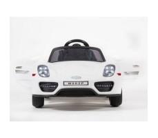 фото электромобиля Barty М002Р Porsche 918 Spyder White спереди