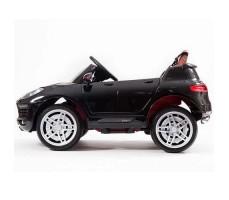 фото электромобиля Barty М003МР Porsche Macan Black сбоку