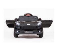 фото электромобиля Barty М003МР Porsche Macan Black спереди