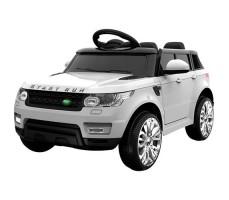 Электромобиль Barty М999МР Land Rover White