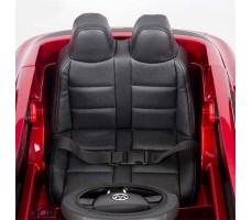 фото сидения электромобиля Barty Maserati T005MP Red