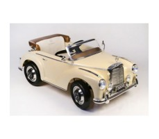 Электромобиль Barty Mercedes-Benz 300S Beige