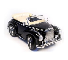 Электромобиль Barty Mercedes-Benz 300S Black