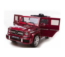 Электромобиль Barty Mercedes-Benz G63 AMG Red