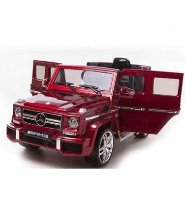 Электромобиль Barty Mercedes-Benz G63 AMG Red | Купить, цена, отзывы