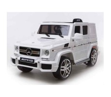 Электромобиль Barty Mercedes-Benz G63 AMG White