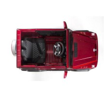 фото электромобиля Barty Mercedes-Benz G65 AMG 12V/10Ah Tuning Red сверху