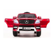 фото электромобиля Barty Mercedes-Benz ML350 Red спереди
