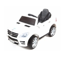 Электромобиль Barty Mercedes-Benz ML350 White
