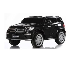 Электромобиль Barty Mercedes-Benz ML63 AMG Black