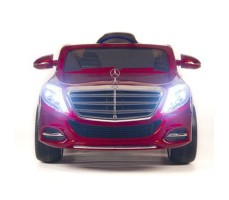 фото электромобиля Barty Mercedes-Benz S600 AMG Red спереди