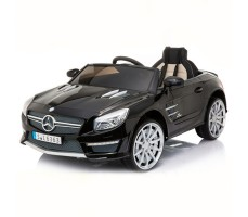Электромобиль Barty Mercedes-Benz SL63 AMG Black