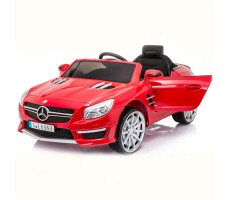 Электромобиль Barty Mercedes-Benz SL63 AMG Red