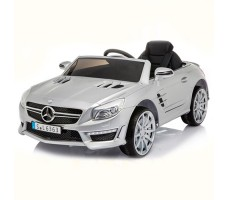 Электромобиль Barty Mercedes-Benz SL63 AMG Silver