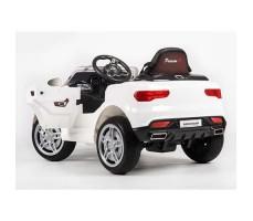 фото электромобиля Barty Mers М005МР VIP White сзади