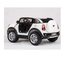 фото электромобиля Barty Mini Beachcomber White сбоку