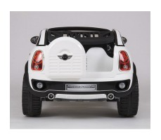 фото электромобиля Barty Mini Beachcomber White сзади