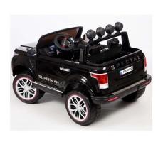 фото электромобиля Barty Р5550С 4*4 Black сзади