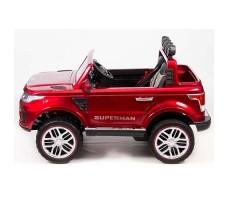 фото электромобиля Barty Р5550С 4*4 Red сбоку