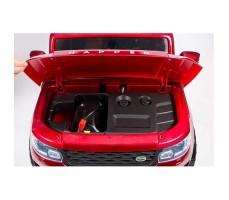 фото капота с аккумулятором электромобиля Barty Р5550С 4*4 Red