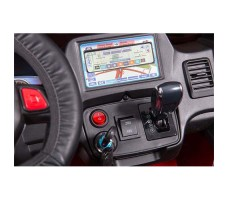 фото панели приборов электромобиля Barty Р5550С 4*4 Red