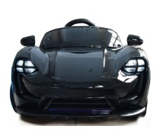 фото электромобиля Barty Porsche Sport М777МР Black спереди