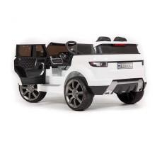 фото электромобиля Barty Range Rover Б333ОС White сзади