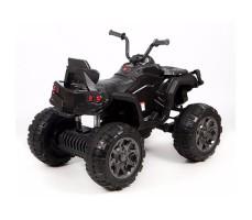 фото детского электроквадроцикла Barty Т001МР Black сзади