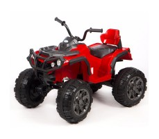 Детский электроквадроцикл Barty Т001МР Red