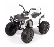 Детский электроквадроцикл Barty Т001МР White